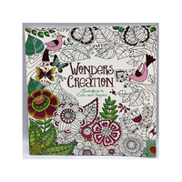 WONDERS OF CREATION ADULT COLOURING