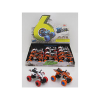 QUAD BIKE VIBRANT COLOUR RACER UN12