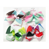 18MM MULTI PATTERN BOW CLIP UN12