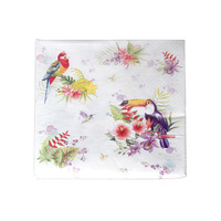 RAINFOREST NAPKIN PAPER 20PK