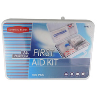 FIRST AID KIT 100PC