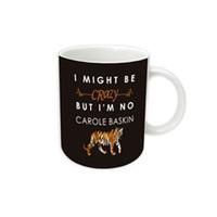 I MIGHT BE CRAZY MUG 12OZ