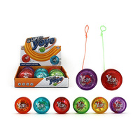 LIGHT UP SLEEPER YOYO 6.5CM UN12