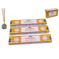 SATYA SANDALWOOD INCENSE 15G UN12