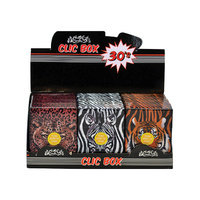 AZTEC 30'S CLIC BOX ANIMALS UN12