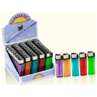 SUNDANCE GAS LIGHTERS ASST UN50