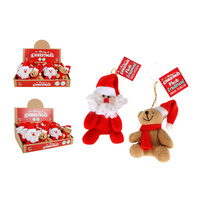 PLUSH ORNAMENT 4ASST UN20